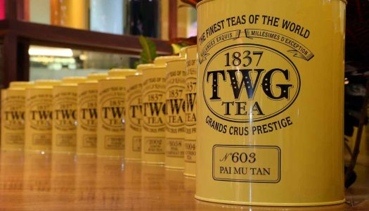 REFINED TEA TRADITIONS AT TWG