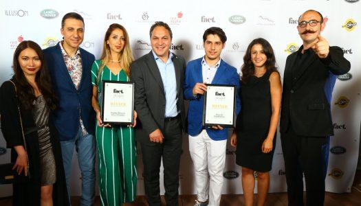 WINNERS: FACT DINING AWARDS QATAR 2018!