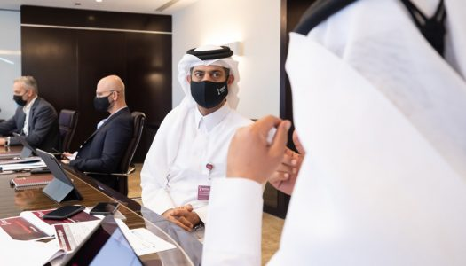 Qatar 2022 board meeting held ahead of FIFA Club World Cup Qatar 2020™ final