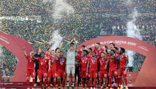 Qatar Airways Congratulates FC Bayern München, Winners of the FIFA Club World Cup Qatar 2020™