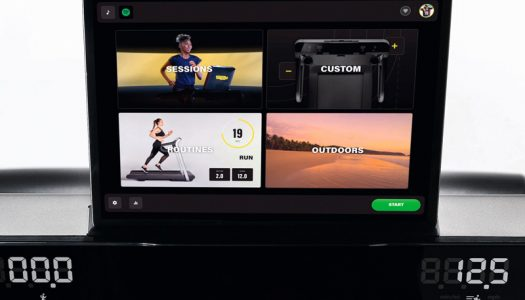 WITH TECHNOGYM MYRUN YOU CAN CHOOSE YOUR FAVORITE ON-DEMAND WORKOUT