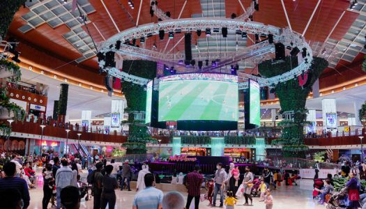 Mall of Qatar to broadcast FIFA Club World Cup on giant screens at oasis stage