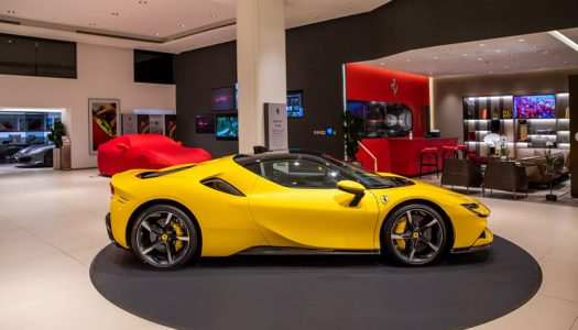 Alfardan Sports Motors  Provides Sports Cars Afficionados in Qatar with a revamped home of Ferrari