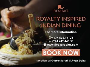 Riyasat Royalty Inspires Indian dining