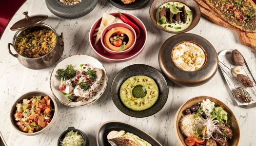 Upscale Levantine restaurant opens at Hilton The Pearl to coincide with Ramadan