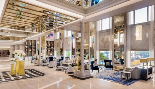 InterContinental® Doha Included in Forbes list of Stunning Hotel Lobbies