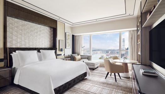 FOUR SEASONS HOTEL HONG KONG COMPLETES FIRST PHASE OF HOTEL TRANSFORMATION