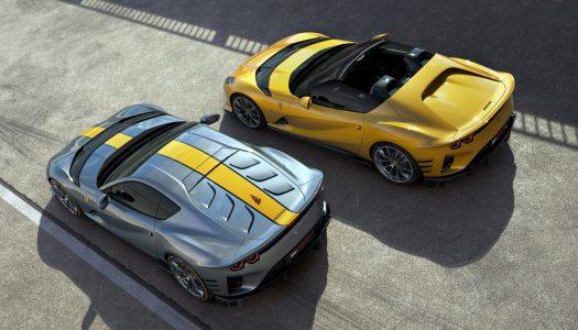 Two Interpretations of Ferrari's Racing Soul