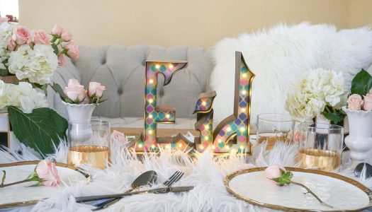 Decorate your Eid Feast Table