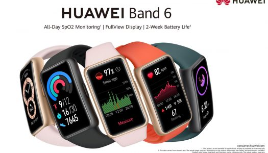 Huawei launches the all new HUAWEI Band 6 in Qatar