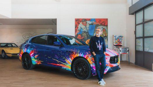 Maserati meets Massimo Bottura