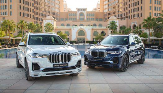 BMW ALPINA XB7 brings first-class adventures to Qatar