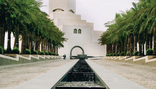 ART CAPITAL OF THE MIDDLE EAST