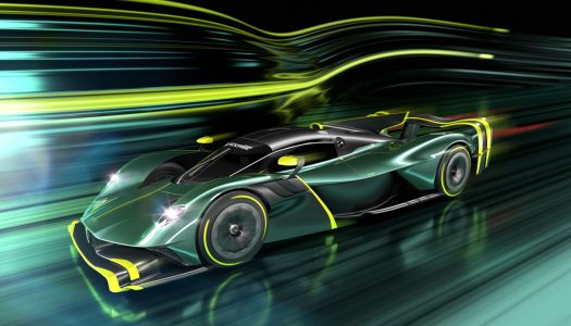 ASTON MARTIN VALKYRIE AMR PRO: THE ULTIMATE NO RULES HYPERCAR