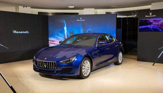 The Ghibli Hybrid arrives, the first electrified Maserati