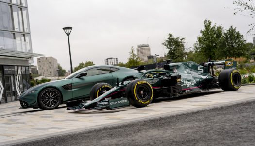 Aston Martin launches No Time To Die campaign