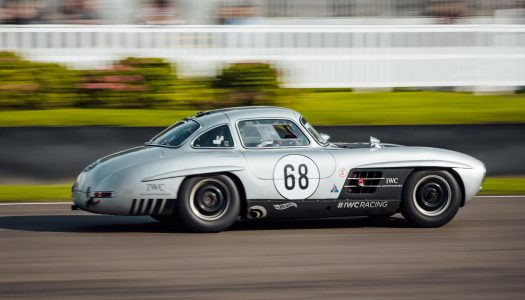 THE IWC RACING TEAM MAKES ITS COMEBACK ON THE GOODWOOD MOTOR CIRCUIT