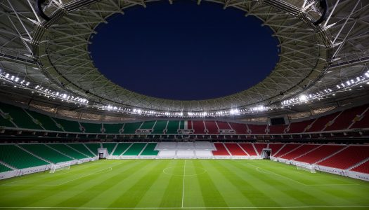 FIFA World Cup™ winners share their thoughts on Al Thumama Stadium