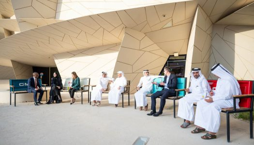American Muscle Cars on view at National Museum of Qatar Exhibition